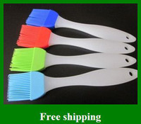 Wholesale Popular Heat resistance Silicone Brush Bread Bbq And Bking Grill DIY Brushes