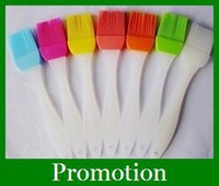 Wholesale Cheap Heat resistance Silicone Brush Bread Bbq And Bking Grill DIY Brushes Promotion
