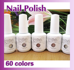 Wholesale Gelish Soak Off oz Gossip Girl Gel Nail Color UV Manicure Harmony Polish Lamp colors choice