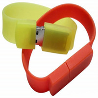 Wholesale Drives USB flash Bracelet USB GB GB GB GB GB memory disk