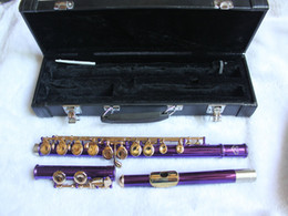 with case Woodwind Flute NEW with Color Flute Musical Instruments