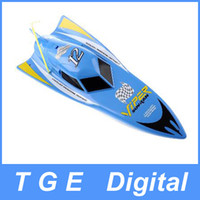 Wholesale Dual power Rechargeable Remote Control Boats Ship Wireless Remote Control Electric Ship