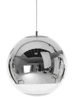 Wholesale hot selling Mirror Ball Tom Dixon Chandelier modern glass chandelier Dia cm