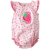 Wholesale babywear baby onesies bodysuits jumpsuits kid tights baby rompers tops shortalls girls jumpers ZW735