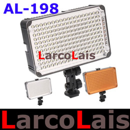 Wholesale Aputure Amaran AL Camera Camcorder LED Video Light Lamp Hot Shoe Filter