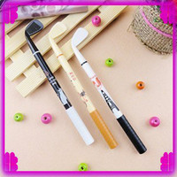 Wholesale 20PCS HOT SALE GOLF MEMORIAL EDITION BALLPOINT PENS BALL POINT PEN MIX COLORS