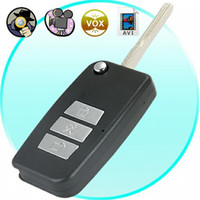 Wholesale Digital Video Recorder Spy Camera Remote Entry Flip Key Style
