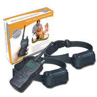 Dog training Collars multi- dog training system for 2 Dogs