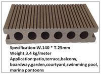 Wholesale FLOOR WOOD PLASTIC COMPOSITE WPC DECKING