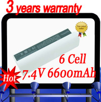 Wholesale Replacment laptop battery for Asus Eee PC Eee PC Eee PC G G G A22 A22 P701 P22