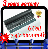Wholesale Asus Eee PC Eee PC A22 A22 P701 P22 Eee PC G G Eee PC G Surf Cheap Laptop Battery