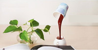 Cheap Big Promotion, novelty DIY LED night lamp table home decoration romantic coffee Usb or battery gifts