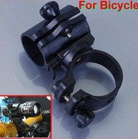 Wholesale New Flashlight Holder LED Bicycle Bike Torch Clip Mount