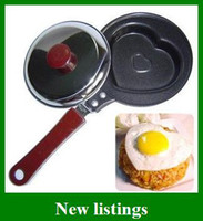 Wholesale Hot Sales Frying Pan Mini Lovely Shaped Egg Animal Fry Cook Cover Non Stick Pattern