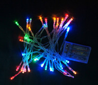 Christmas party 3xAA battery string lights led string lighti...