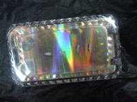 Wholesale Clear plastic Retail Packaging Package Crystal Packing Box for phone G G s Case