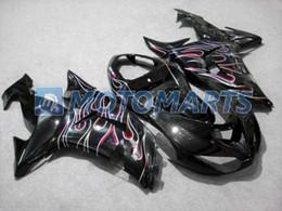 Red black body kit FOR Kawasaki ninja ZX-10R 2006 2007 ZX10R 06 07 ZX 10R fairing set & gifts