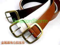 Wholesale Womens Classic PU Leather Needle Buckle Belts Colors SE P