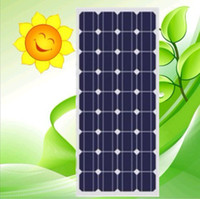 Wholesale 4 X w Solar Panel Module Monocrystalline total w Grade A Brand New Solar Panel