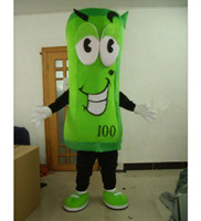 Wholesale Customized Money cartoon Costume Mascot