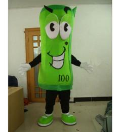 Wholesale Customized Money cartoon Costume Mascot