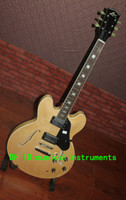 Wholesale NEW Custom shop Factory Outlet custom electric guitar Natural in stock Chinese guitar