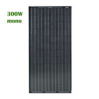 300W Solar Panel 36V Monocrystal Silicon with High Grade Tem...
