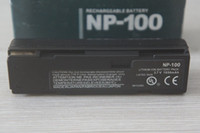 Wholesale mAh for NP NP100 Digital camera Battery