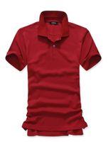 2012 New Arrievd Men's Short Sleeve Solid Color Polo Shirts ...