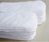 Wholesale Diaper Inserts washable diapers Baby Inserts Baby Changing Pads cotton breathable