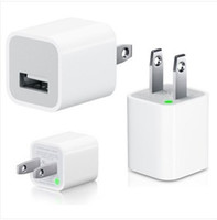 Wholesale AC Power USB Wall Charger For iPhone G GS