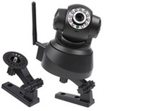 Wholesale Promotion Nightvision IR Webcam Web CCTV Camera WiFi Wireless IP Camera AB1186
