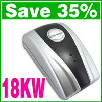 Wholesale 5pcs Hot Sale New KW Power Electricity Energy Saver Box O