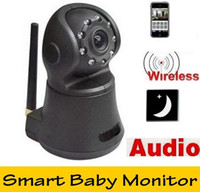 Cheap Mini ip camera,Baby monitor with network function remote view security surveillance system Wireless