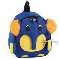 Wholesale Top baby school bags animal costume style kid s travelling backpacks