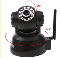 Wholesale Wireless WIFI IP Camera IR LED Way Audio Nightvision Freeshipping
