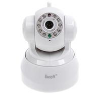 Wholesale WIFI IR Audio Webcam Wireless IP Camera Freeshipping AB1188