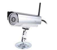 Wholesale Webcam Web Camera WIFI IR NightVision Wireless IP Camera S62 Freeshipping AB1192