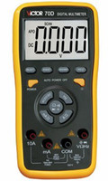 electrical equipment - Type of electrical test equipment according to health digital multimeter VC70D