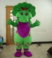 baby bop halloween costumes - Baby Bop Barney Family Mascot Costume