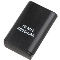 Wholesale New mAh Rechargeable NiMH Battery Pack with USB Charging Cable for Microsoft Xbox Wireless