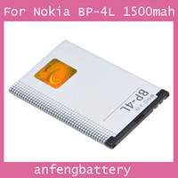 Wholesale BP L L battery For E63 E71 E71X E72 E90 E95 N97 mobile phone mah