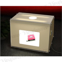 Wholesale 2012 Hottest Mini Light Box SANOTO MK50 Professional Portable Mini Photo Photography In Stock