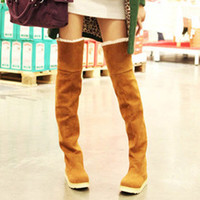 Wholesale Overwintering Authentic ugg Boots of the Knee Boots scrub Thick fur Boots a Female boots
