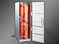 used refrigerators - Portable PC USB Mini Fridge refrigerator Drink Beer Juice Beverage Can Cooler Warmer To use