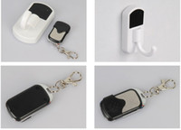 Wholesale 2010 NEW HD Motion Detection Clothes Hidden Hook Camera with Remote control