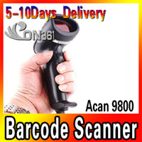 Wholesale Acan USB Barcode Scanner CCD Long Cable Laser Bar Code Reader