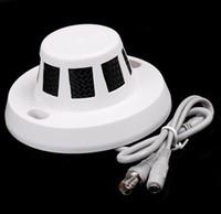 Wholesale CMOS Alarm Detector Looking CCTV Security Surveillance Camera Freeshipping AB1206