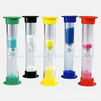 Wholesale Dental sand timer dental equipment toothbrush time hourglass kitchen sand timer Freeshipping