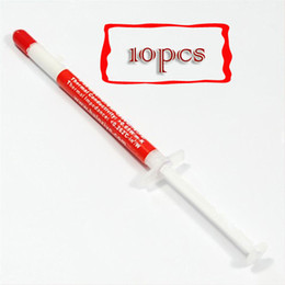 Wholesale x1g Thermal Grease Paste Compound PC CPU Heatsink Tube